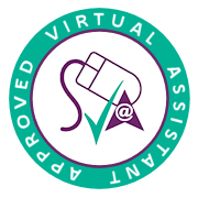 Society of Virtual Assistants logo: Virtual Assistant to SMEs in Devon and Cornwall. Virtual PA: Time Well Spent