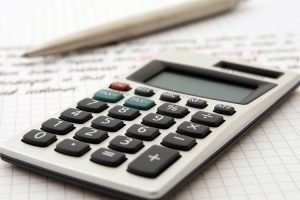 Calculator: Bookkeeping for small businesses: Virtual Assistant to SMEs in Devon and Cornwall. Virtual PA: Time Well Spent