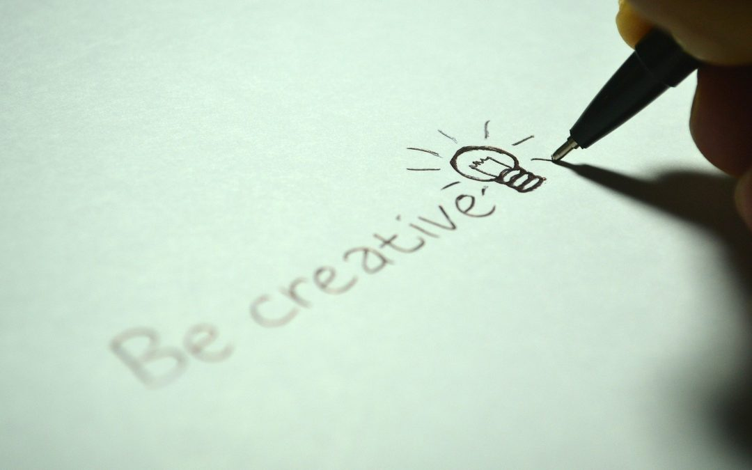 Making time for Creativity in your business!